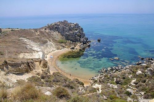Cala Paradiso -Licata