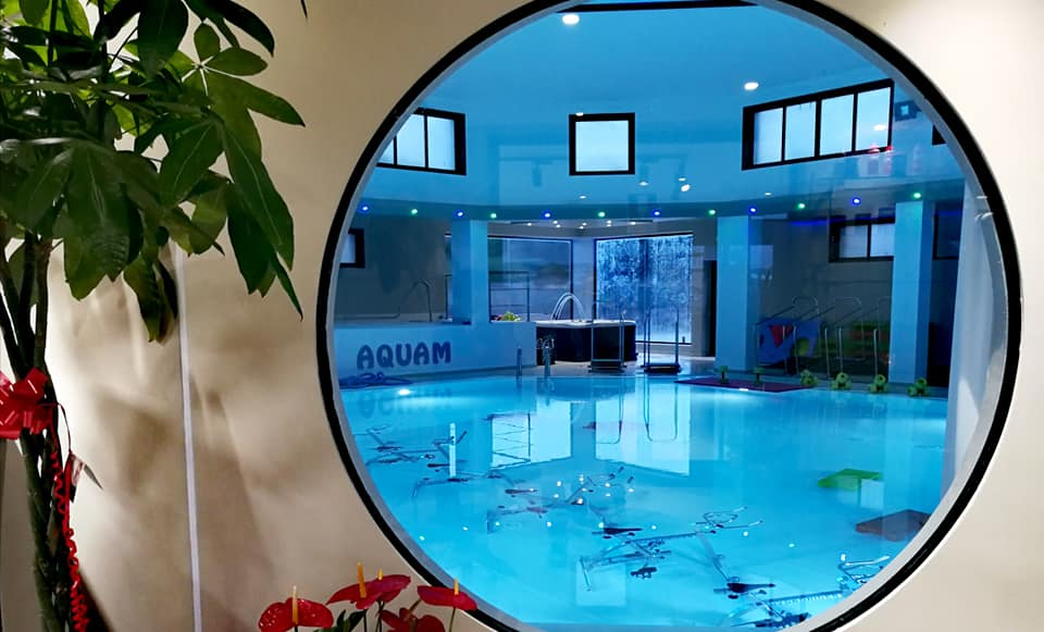 "Benessere, Fitness e SPA – ""Sanitas per Aquam"""