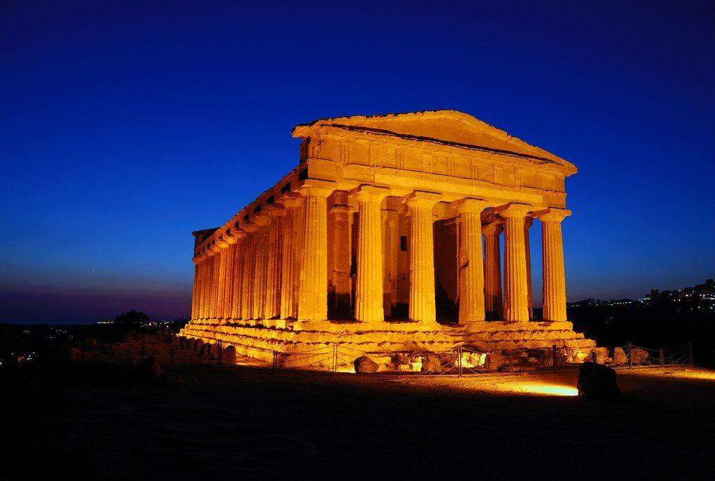Valle dei Templi – Agrigento