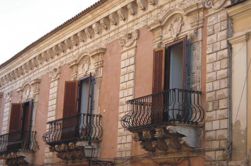 Barocco – Palazzo Frangipane